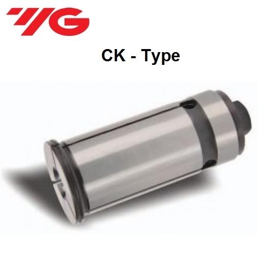 CK25-8, CK Tipo cilindrinis spyruoklinis laikiklis, YG