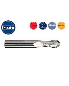 6 x 19 x 6 x 64mm, Z-2, Radiusinė, kietmetalio freza, universali