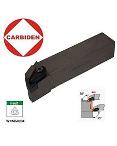 25x25mm AWLNR Tekinimo laikiklis WNMG0804 plokštelėms, AWLNR2525M08