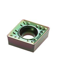 CCMT 060204-WM+ CTPM125, Kietmetalio tekinimo plokštelė, Plienui ir nerūdijančiam plienui, CARBIDEN, Profi-Line