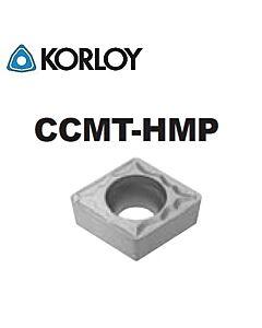 CCMT060204-HMP CN1500, KORLOY, Tekinimo plokštelė KERMET