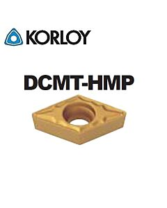 DCMT070204-HMP CN2000, KORLOY, tekinimo plokštelė