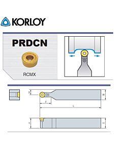 Tekinimo laikiklis, PRDCN2525-M10, KORLOY