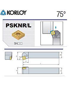 Tekinimo laikiklis, PSKNR1616-H09, KORLOY