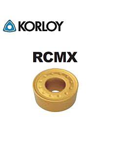 RCMX1204M0 NC6210, KORLOY, tekinimo plokštelė