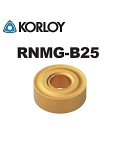RNMG190600-B25 NC3030, KORLOY, tekinimo plokštelė