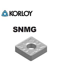 SNMG120408-VB CN2500, KORLOY, Tekinimo plokštelė KERMET atspari smūgiams ir vibracijoms