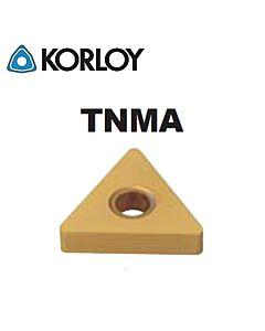 TNMA160412 G10, KORLOY, tekinimo plokštelė