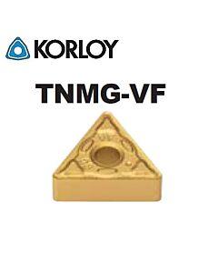 TNMG110304-VF NC3220, KORLOY, tekinimo plokštelė