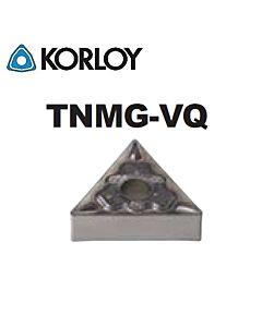 TNMG160408-VQ CN2000, KORLOY, tekinimo plokštelė