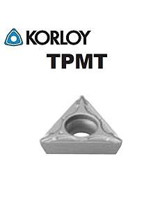 TPMT110304-MP CN1500, KORLOY, Tekinimo plokštelė KERMET