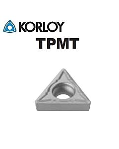 TPMT110304-VM CN1500, KORLOY, Tekinimo plokštelė KERMET