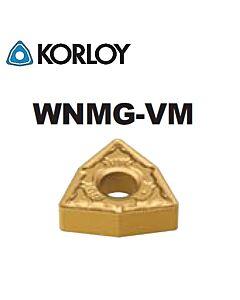 WNMG080412-VM CN2000, KORLOY, tekinimo plokštelė