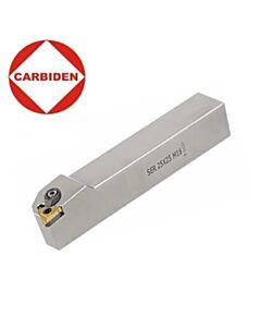 SER 12X12 K16 Išorinio sriegio, dešininis tekinimo laikiklis ISO-ER16 plokštelėms, SER 004 ISO