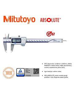 IP67 Slankmatis elektroninis 0-150 mm, Mitutoyo