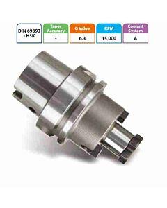 HSK40A-SMA22-50, Laikiklis frezavimo galvai., YG1, P2778202