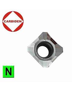 SEHT1204AFFN-X83 KH01, Frezavimo plokštelė kietmetalinė, aliuminiui, kietmetalinė, CARBIDEN