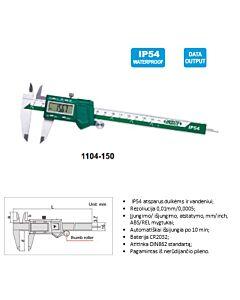 IP54 Elektroninis slankmatis, INSIZE