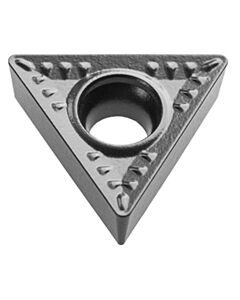 TCMT 110208-WM+ CTCP125, Kietmetalio tekinimo plokštelė, Plienui, CARBIDEN, Profi-Line