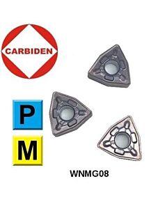 WNMG080412 Plokštelė kermetinė, WNMG080412-PR XNG152